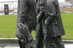 Beatles Statue - Pier Head