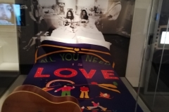 John and Yoko Exhibition - Liverpool Museum